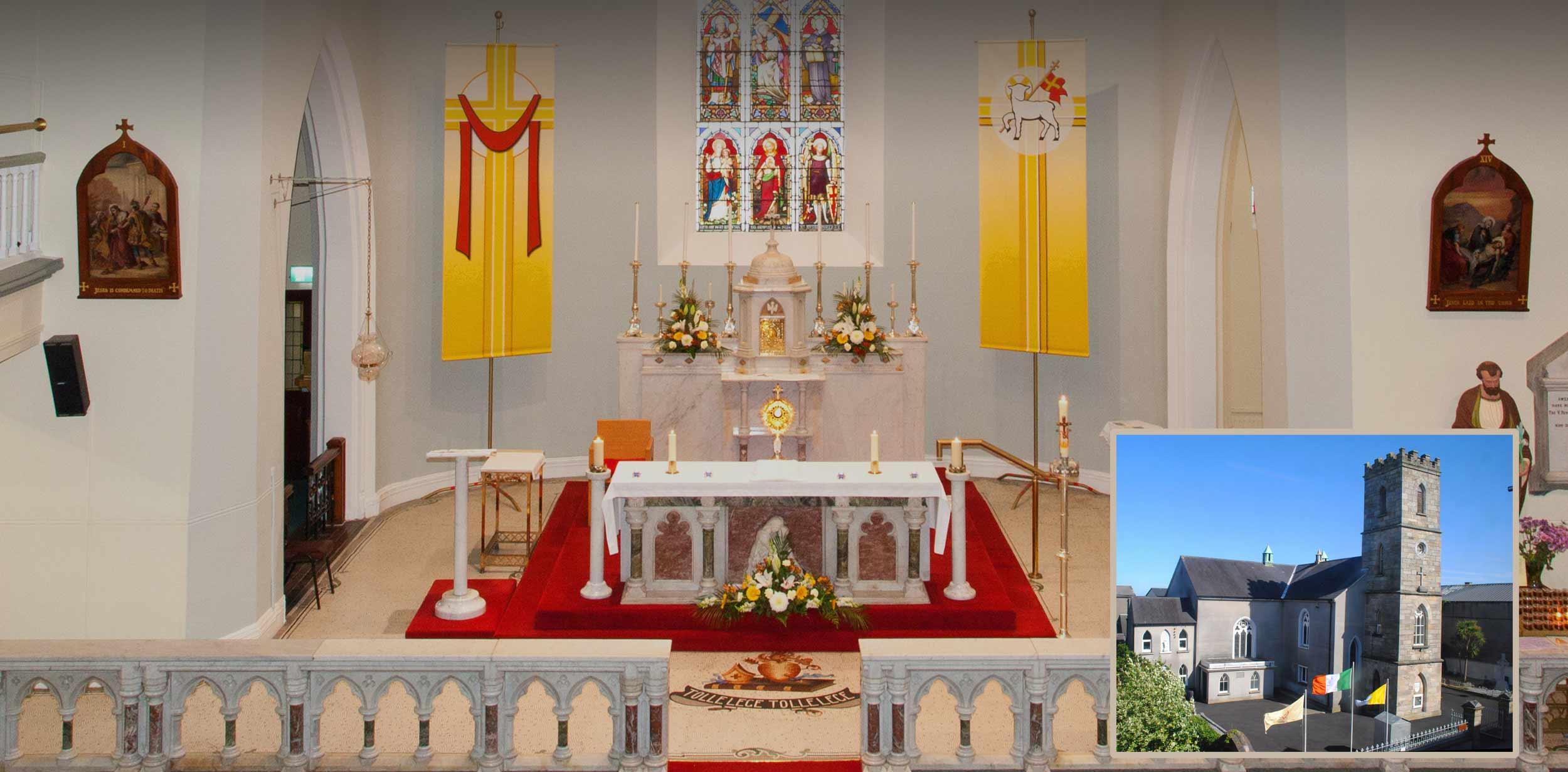 St. Augustine's Church, Dungarvan.