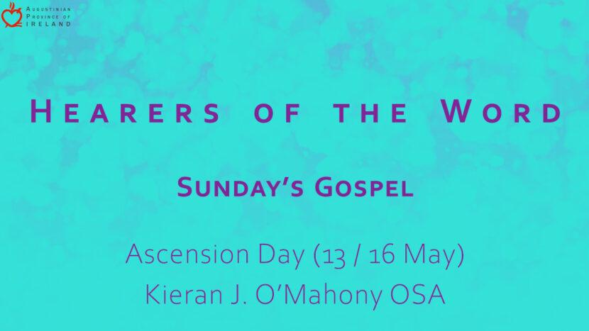 Kieran J O'Mahony OSA, Hearers of the Word